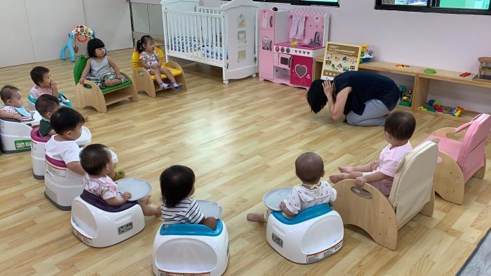 公共托育孩子防震防災宣導