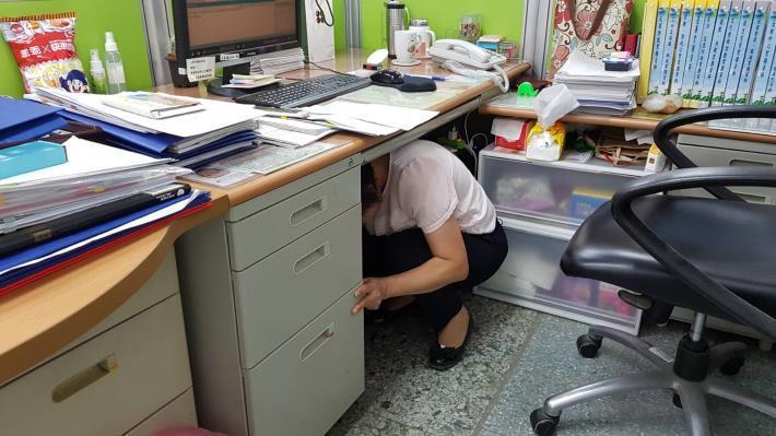 108年國家防災日全民地震網路演練