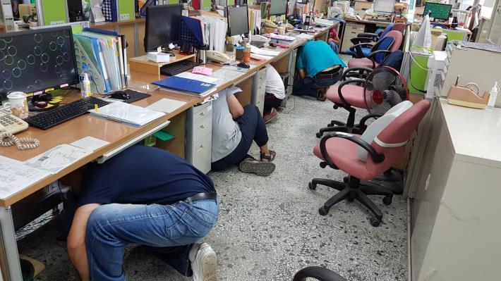 執行地震三步驟