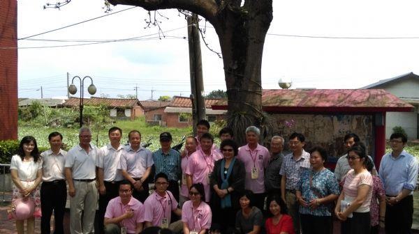 一包米的力量感動陳菊市長率隊參訪仕安里照片,共20張