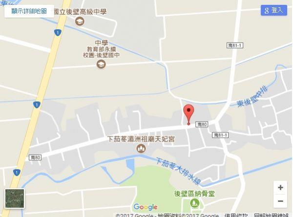 嘉苳電子地圖