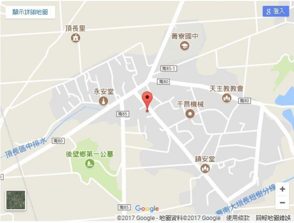 阿茂電子地圖