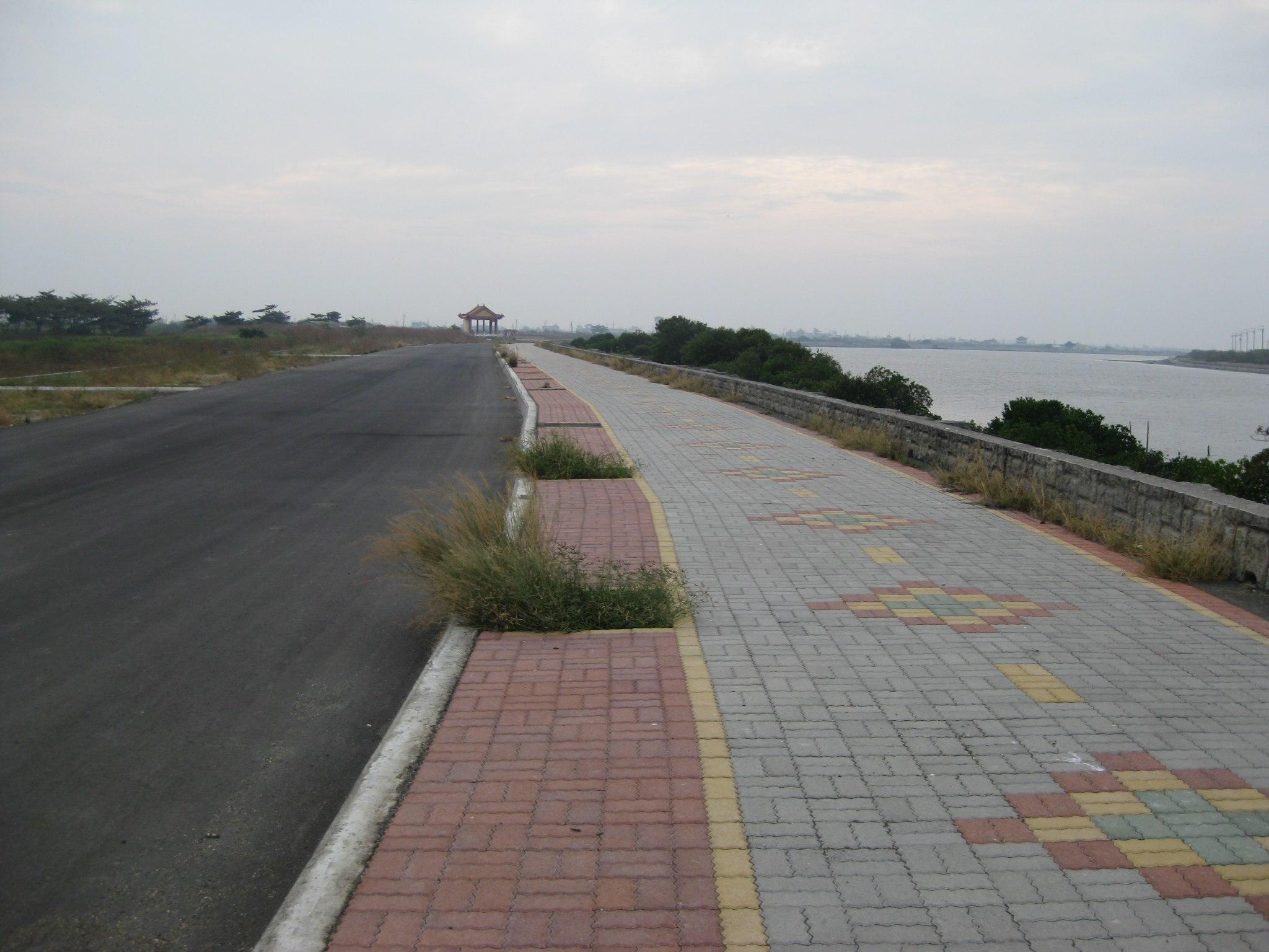 將軍溪沿岸自行車步道景點