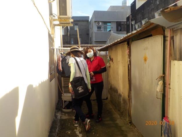 馬沙溝(平沙里)區病媒蚊密度調查