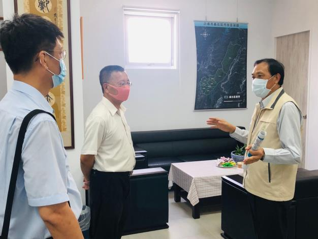 內政部司長參訪南化區公所-05