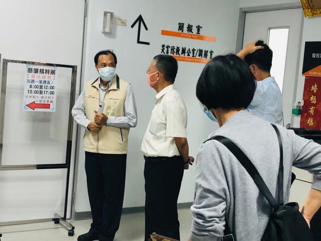 內政部司長參訪南化區公所-06