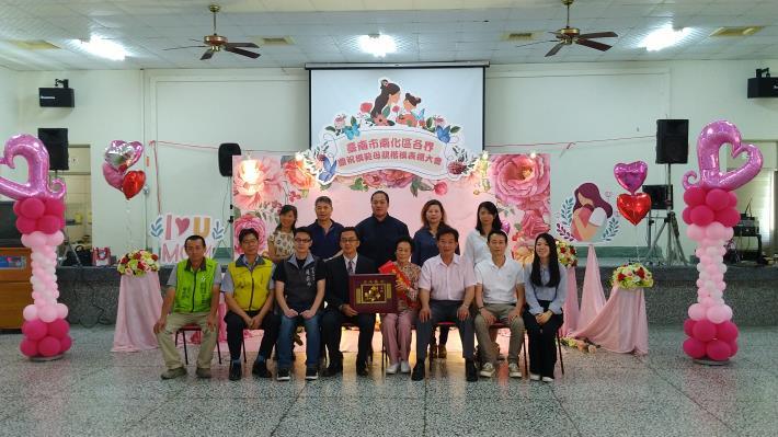南化里:呂陳玉珠女士家族合影