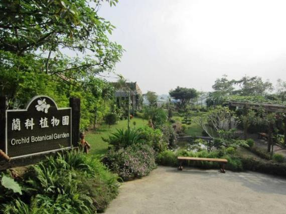 蘭科植物園