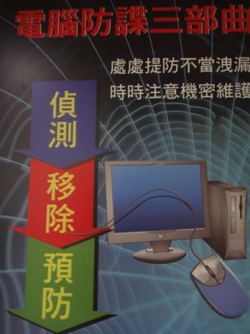 電腦防諜三部曲