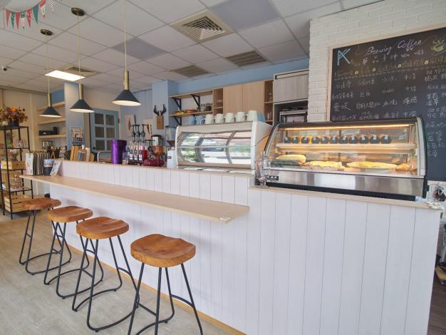 3.啡卡咖啡-店內一隅1