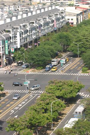東豐商圈景3