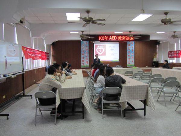 同仁參與訓練課程講習