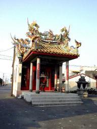 鐵線橋伽藍廟