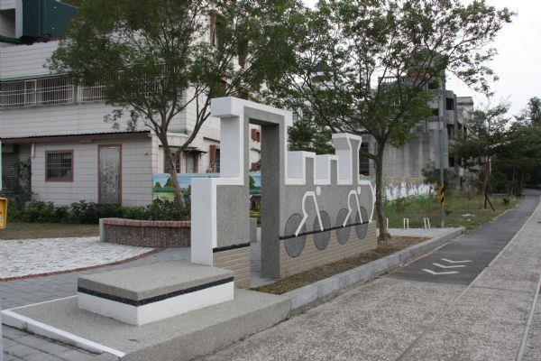 長榮路糖鐵自行車道