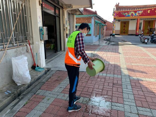 積水容器清潔