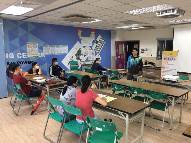 1090521至移民署台南第一服務站戶政業務宣導1