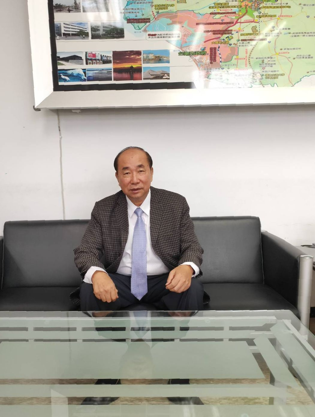 Director-General:Lee Chao-tang