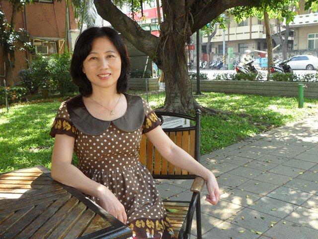 臺南市家庭教育中心主任張冰嫈