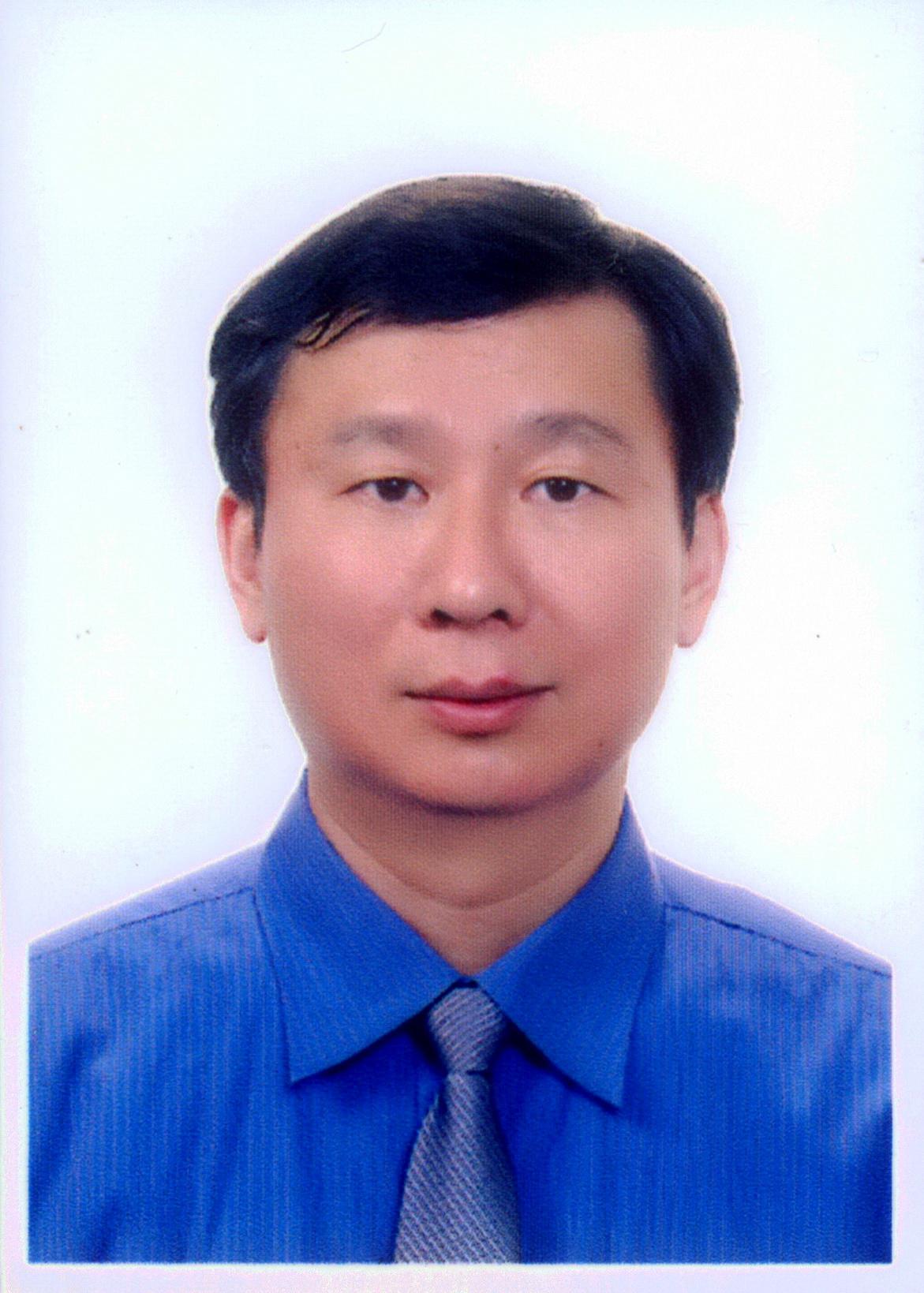 吳朝立代理區長