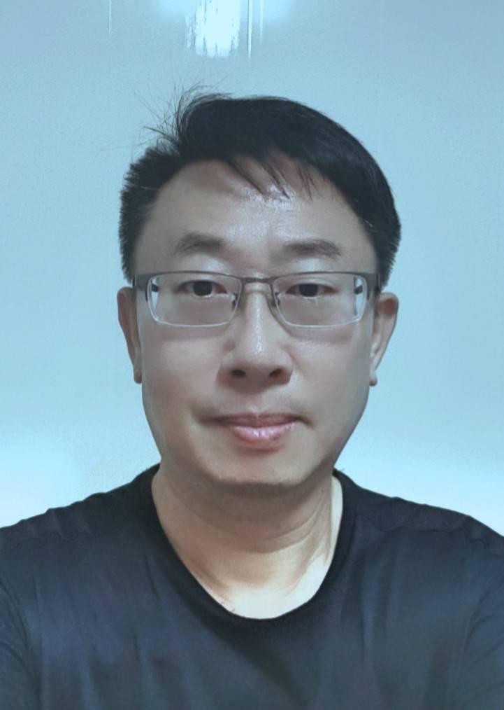 白河區公所人事室主任鄭輝鵬照片