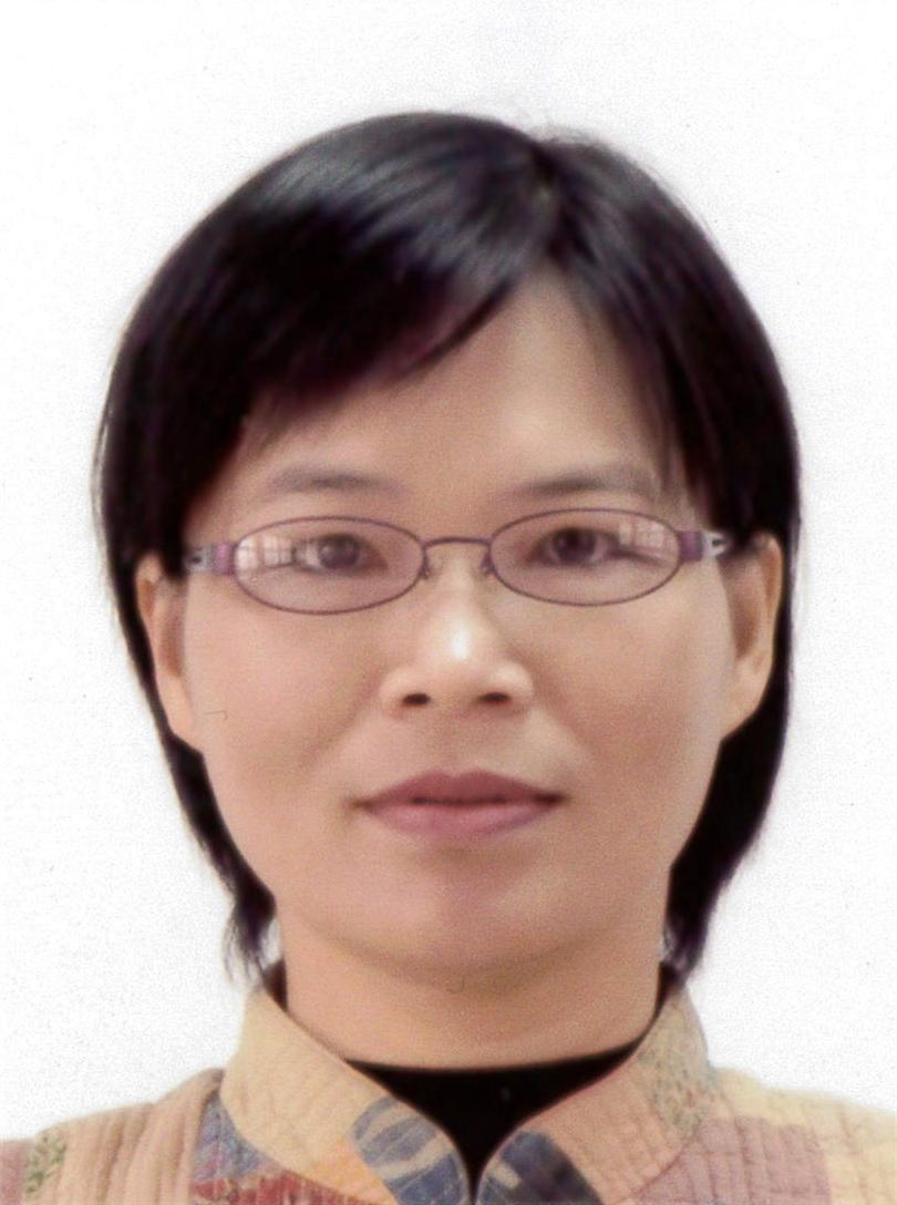 區長董麗華照片