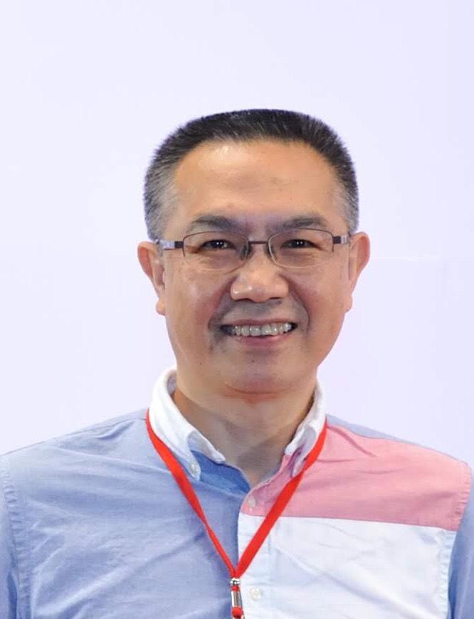 白河區公所行政課課長李尚峯照片