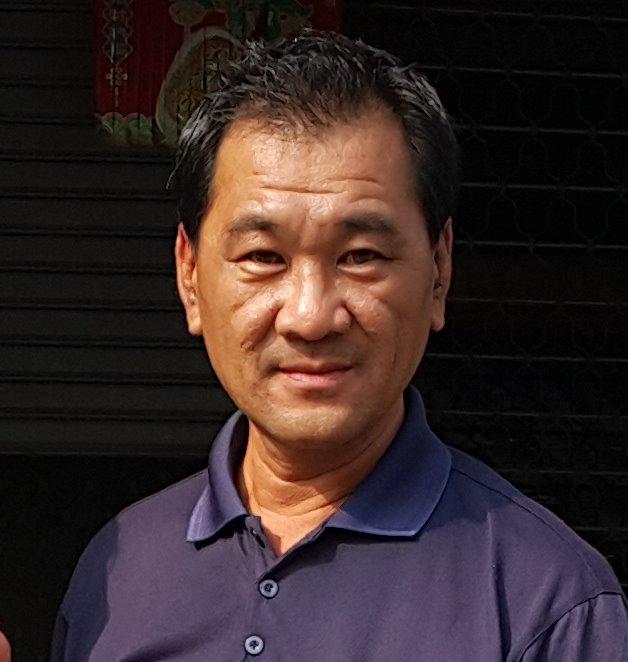 環湖里里長陳義男照片