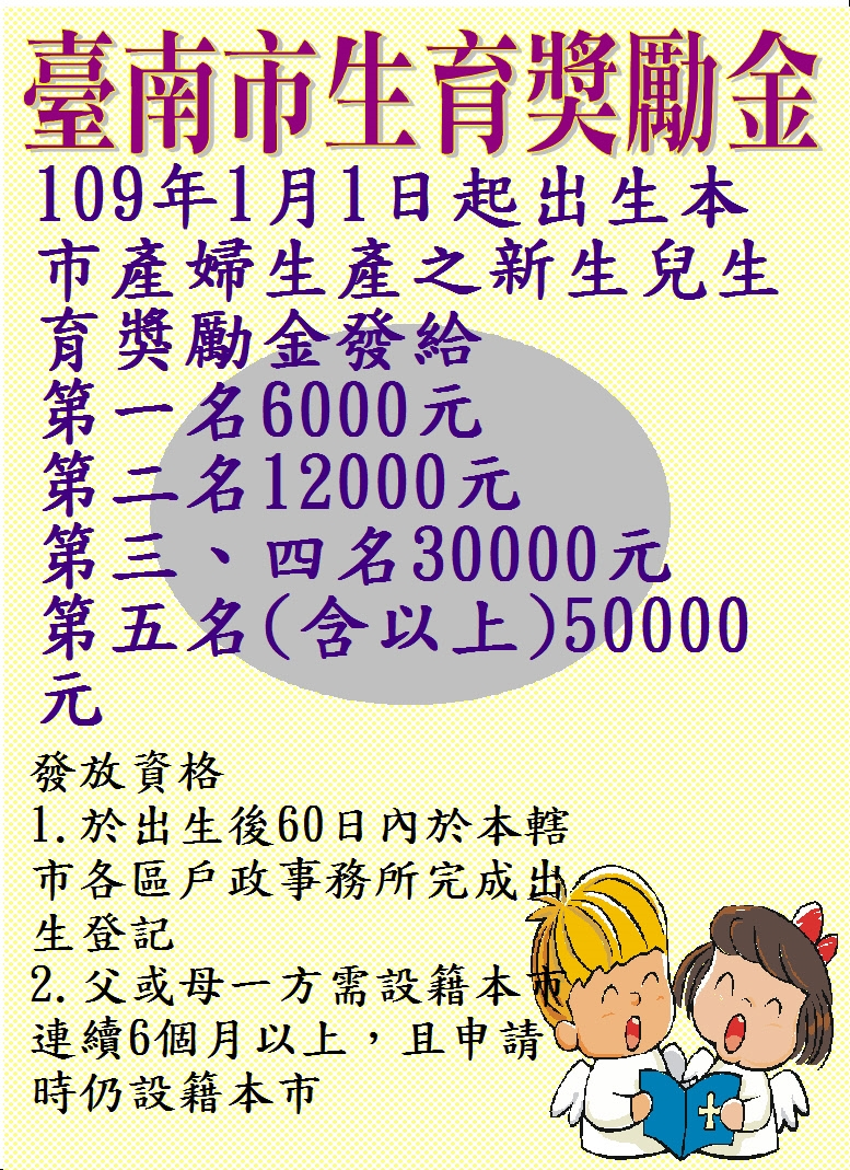 生育獎勵金